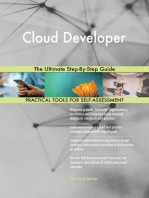 Cloud Developer The Ultimate Step-By-Step Guide