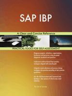 SAP IBP A Clear and Concise Reference