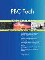 PBC Tech A Clear and Concise Reference
