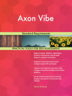 Axon Vibe Standard Requirements