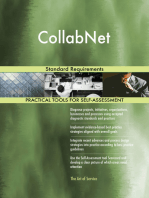 CollabNet Standard Requirements
