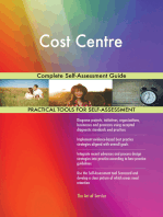 Cost Centre Complete Self-Assessment Guide