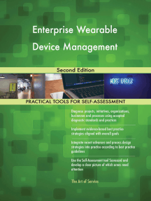 Enterprise Wearable Device Management Second Edition