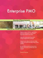 Enterprise PMO Standard Requirements
