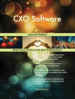 CXO Software Second Edition