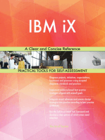 IBM iX A Clear and Concise Reference