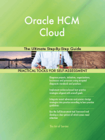 Oracle HCM Cloud The Ultimate Step-By-Step Guide