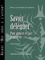 Delegating Effectively: A Leader's Guide to Getting Things Done (French)