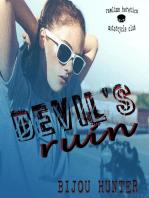Devil's Ruin (Rawlins Heretics MC, #2)