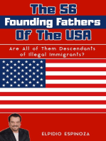 The 56 Founding Fathers of The USA