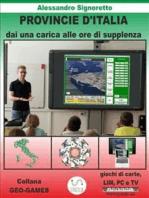 Provincie d'Italia