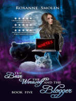 The Bear, The Werewolf, and The Blogger (The Amazing Wolf Boy, #5)