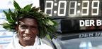 A New World Marathon Record Almost Defies Description