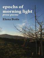 epochs of morning light
