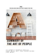 Summary of The Art of People