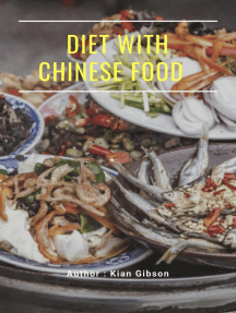 Diet with Chinese food