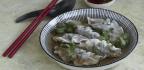 Grandmother's Recipe For Pork Dumplings, Noodles Not Necessary