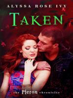 Taken (The Pteron Chronicles #3)