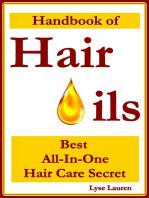 The Handbook of Hair Oils