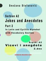 Serbian A2 Jokes and Anecdotes Part 2 / Srpski A2 Vicevi i anegdote 2. deo
