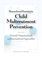Research and Practices in Child Maltreatment Prevention, Volume 2