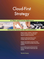 Cloud-First Strategy A Clear and Concise Reference