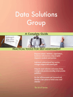 Data Solutions Group A Complete Guide