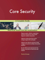 Core Security A Complete Guide