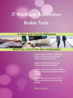 IT Workload Automation Broker Tools A Clear and Concise Reference