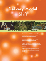 Delivery Model Shift A Clear and Concise Reference