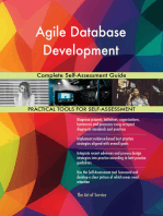 Agile Database Development Complete Self-Assessment Guide