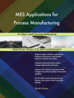 MES Applications for Process Manufacturing A Clear and Concise Reference