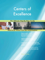 Centers of Excellence The Ultimate Step-By-Step Guide