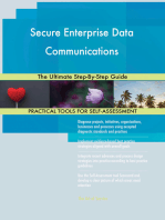 Secure Enterprise Data Communications The Ultimate Step-By-Step Guide