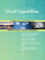 Cloud Capabilities A Clear and Concise Reference