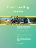 Cloud Consulting Services Standard Requirements