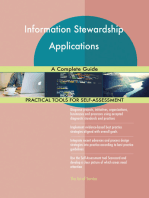 Information Stewardship Applications A Complete Guide
