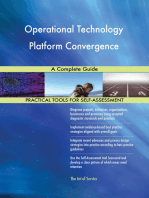 Operational Technology Platform Convergence A Complete Guide
