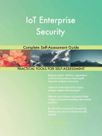 IoT Enterprise Security Complete Self-Assessment Guide