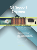 OT Support Structure Standard Requirements