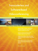 Transcoderless and Software-Based Videoconferencing Infrastructure Third Edition