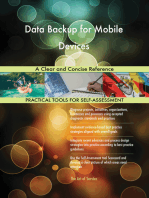 Data Backup for Mobile Devices A Clear and Concise Reference