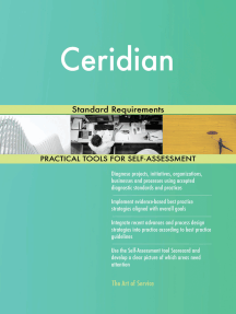 Ceridian Standard Requirements