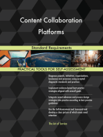 Content Collaboration Platforms Standard Requirements