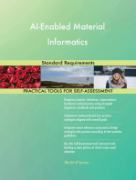 AI-Enabled Material Informatics Standard Requirements