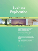 Business Exploration A Clear and Concise Reference