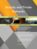 Security and Private Networks Complete Self-Assessment Guide