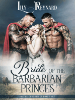 Bride of the Barbarian Princes (Skatha Chronicles Boxed Set)