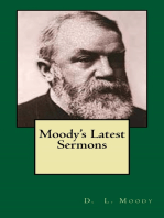 Moody's Latest Sermons