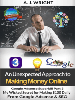 Google Adsense Superkill Part 3 - My Wicked Secret for Making $100 Daily From Google Adsense & SEO